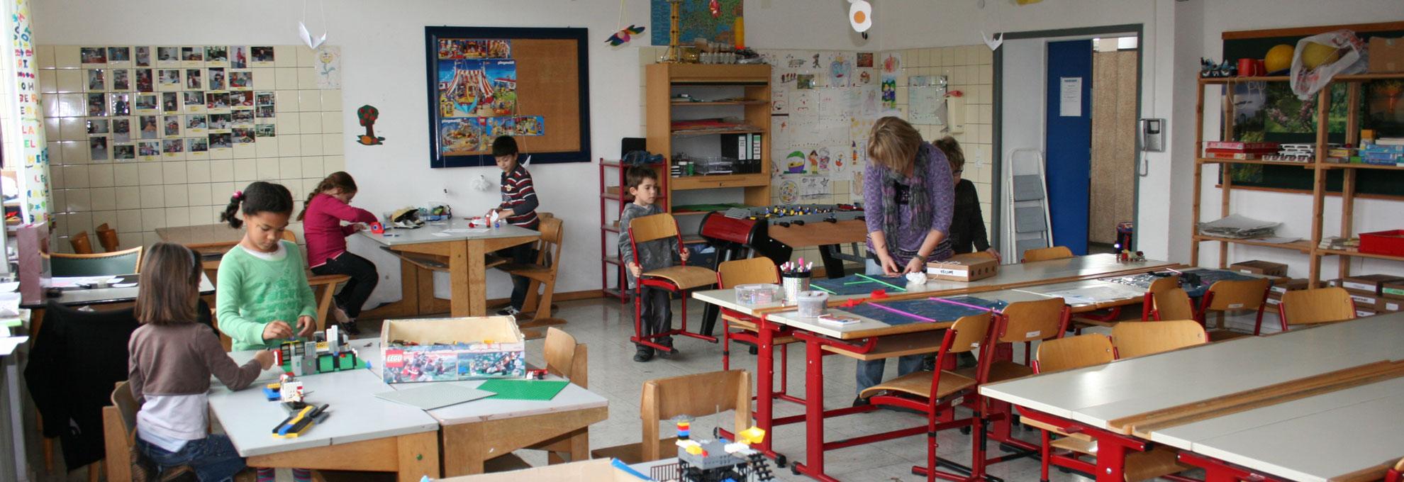 Betreuende Grundschule in Guldental